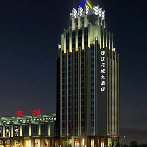 海南酒店亮化