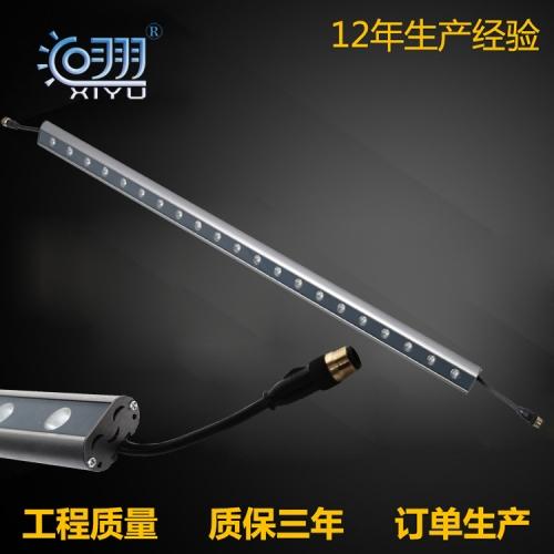 led洗墙灯工程