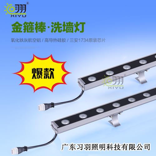 LED洗墙灯金箍棒