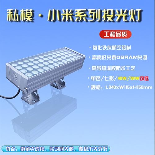 福建私模·小米系列投光灯