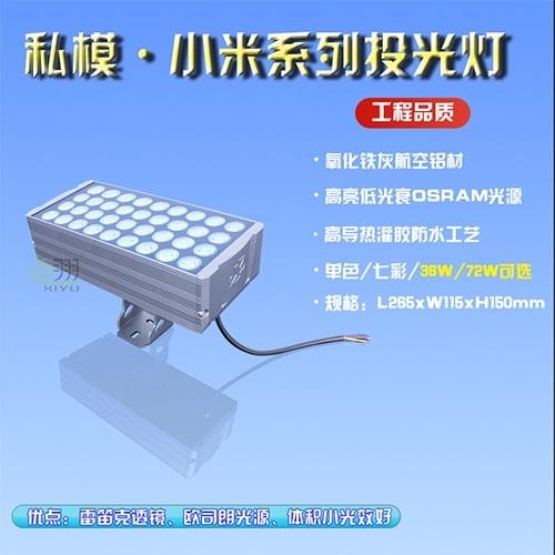 福建私模·小米系列投光灯265-115