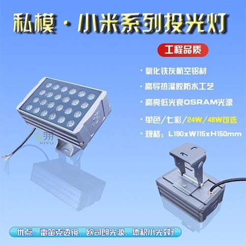 福建私模·小米系列投光灯190-115